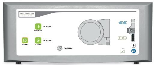 SPECTRA Saug und Spülpumpe für die Laparoskopie